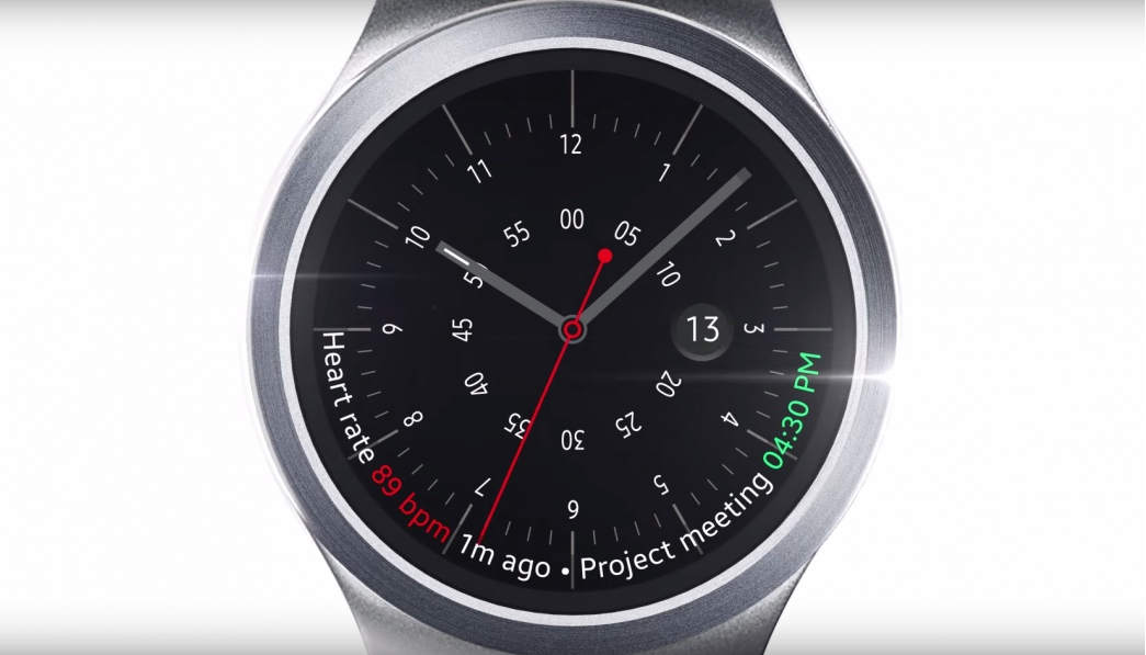 A New Argument For Round Smartwatch Displays